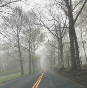 Traveling the Road of the Unknown